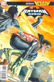 Batman And Robin #1 J.G. Jones Retail Variant comic book 1:25 DC Comics